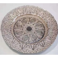 Champagne glass Charger Plates (8-pk)