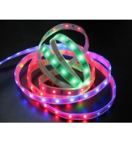 SMD5050 60LED/M Fexible LED RGB Chasing Strip Light