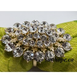 NR01-Flower Napkin Ring