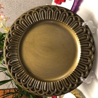 Sunflower Charger Plate (1-Piece)